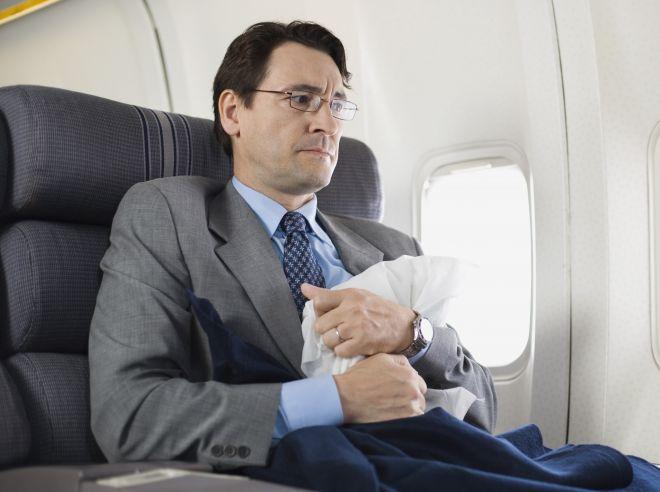 Paura di volare e fobie