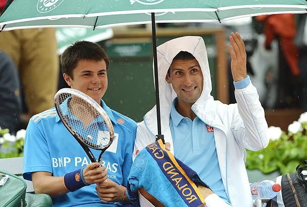 #StayHuman, Novak Djokovic come essere un campione