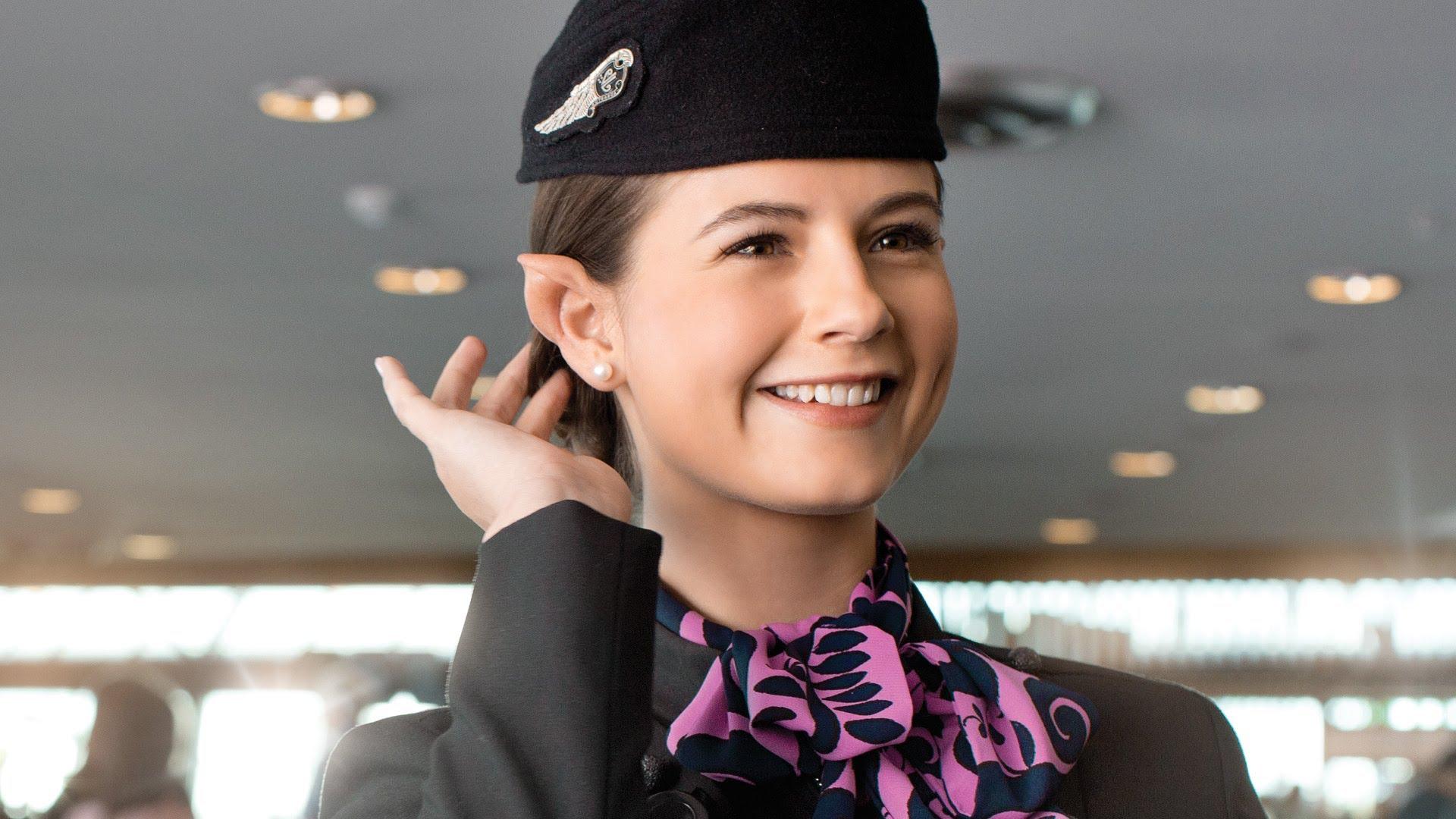 Air New Zeland, lo Hobbit e Volare Facile come superare la paura di volare insieme :D