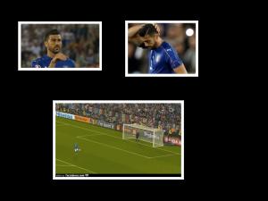 Pellè e Zaza Rigori Euro 2016 Francia